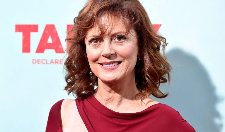"Susan Sarandon:  ""If Hillary Had Won, We'd Be At War Right Now"""