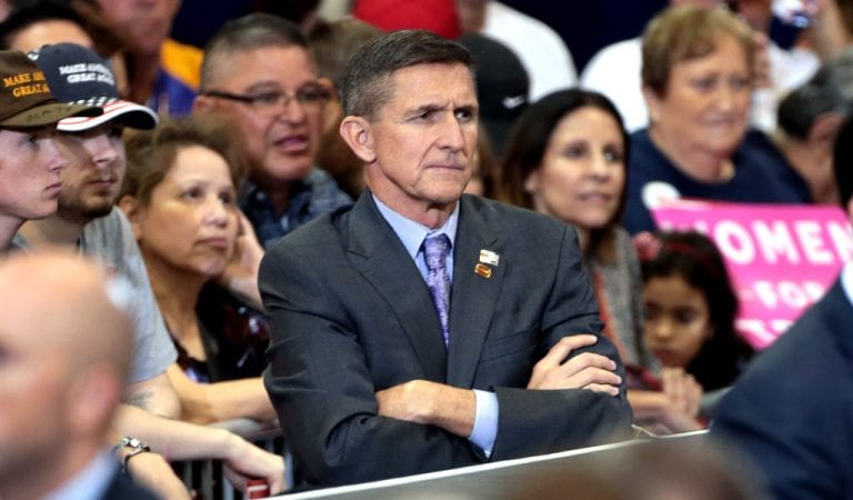 FINALLY:  Gen. Michael Flynn Goes On The Offensive!