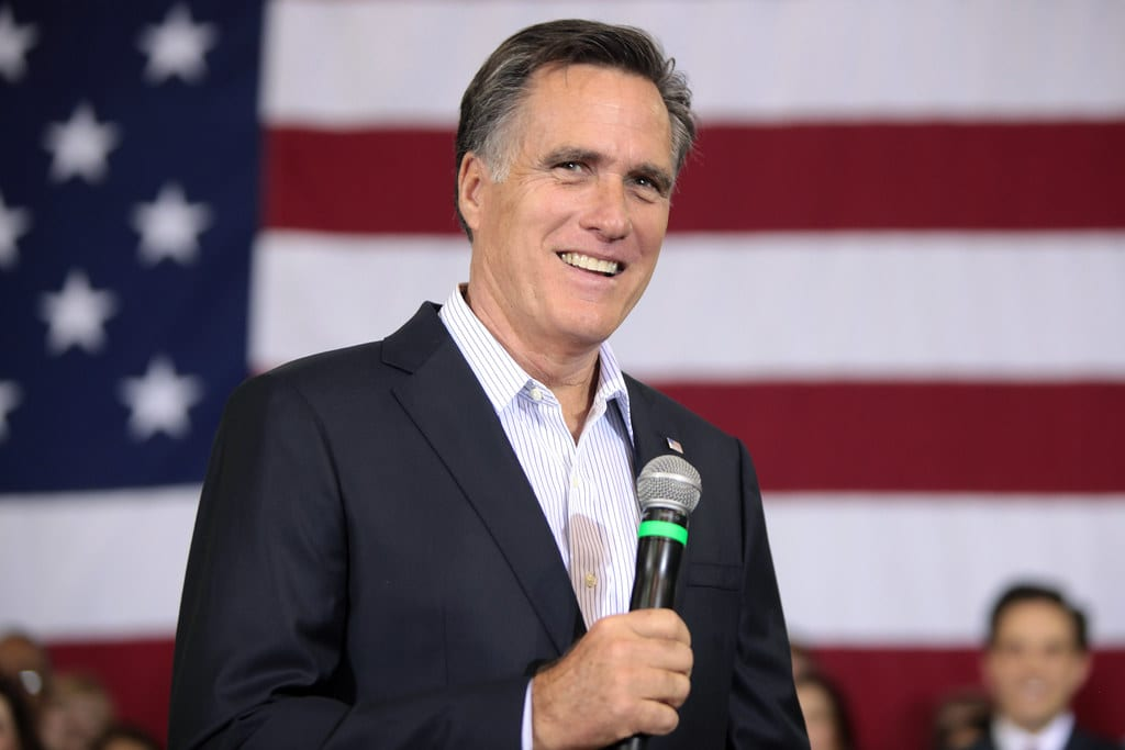 RINO Romney May REFUSE To Give His Endorsement To President Trump For 2020!