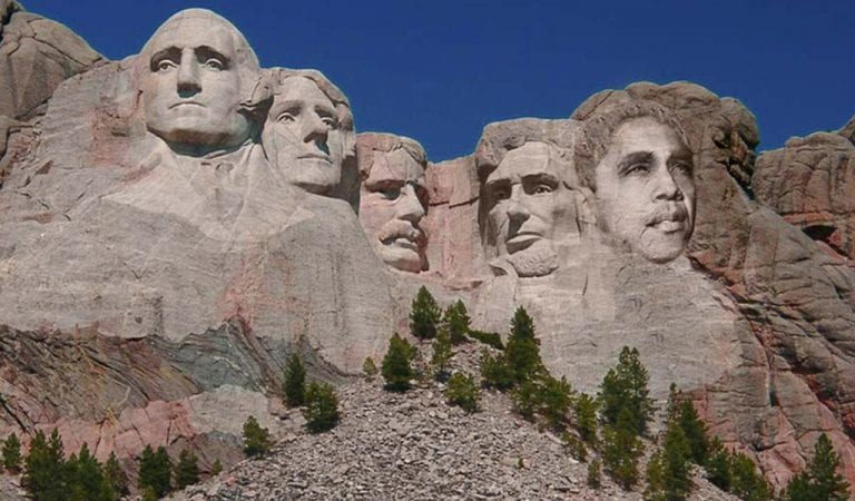 """Don Lemon: Obama Should Be """"Front And Center"""" On Mt. Rushmore"""