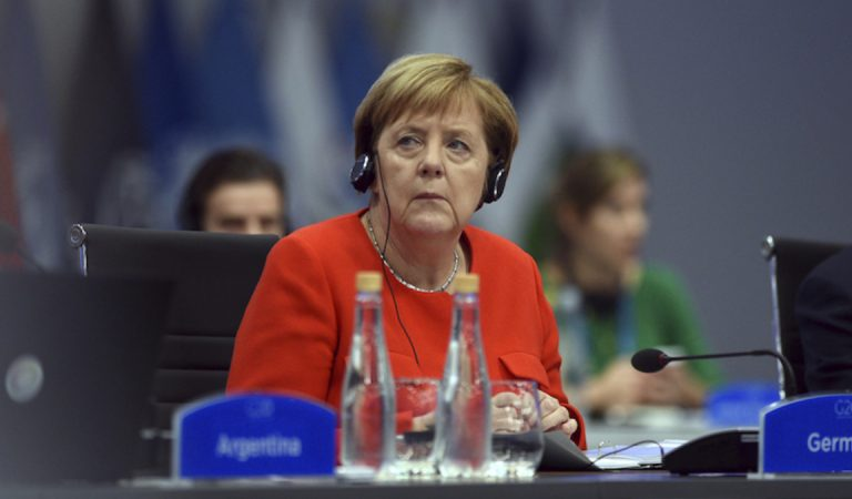 Germany's Angela Merkel Stepping Down