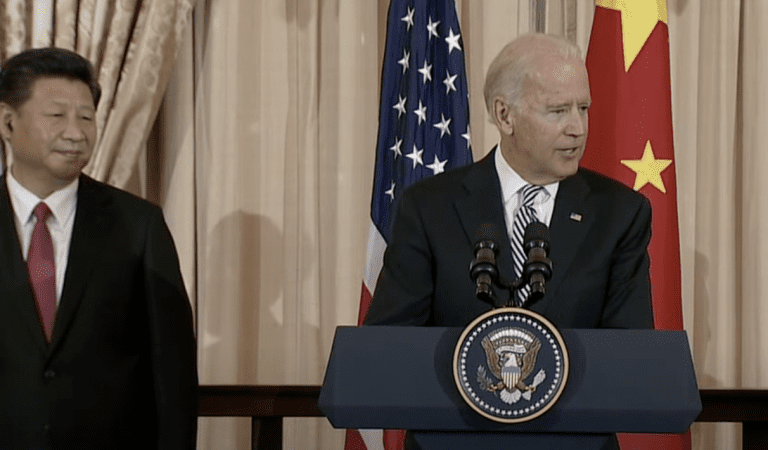 Biden Won't Press Xi Jinping On One Of The MOST Important Questions